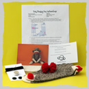 Budget Sock Monkey kit