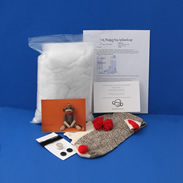 Sock Monkey Deluxe Kit